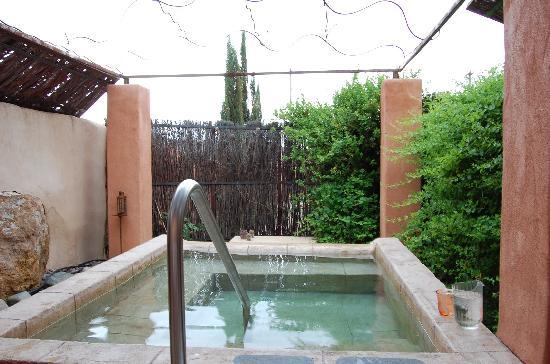 Sierra Grande Lodge & Spa: Outdoor hot spring pool