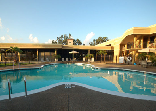 Quality Inn Biloxi : Outdoor Pool
