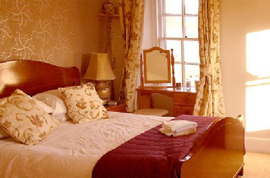 The Old Rectory Inn: This King size Bedroom is Called Teith