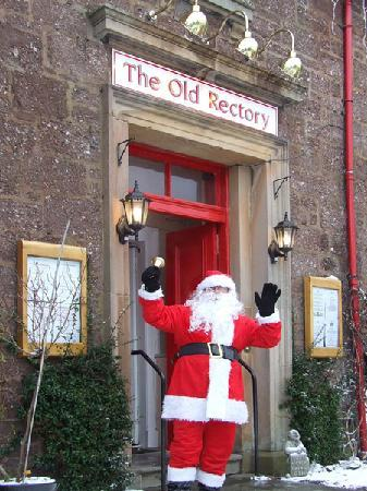 The Old Rectory Inn: Lunch With Santa was a great day for everyone