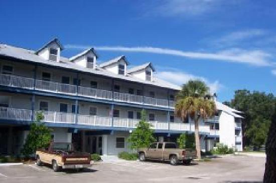 Steinhatchee, Φλόριντα: Exterior