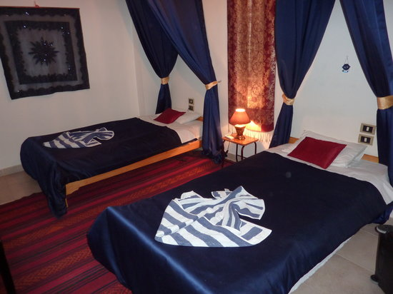 Mara House: Our bedroom