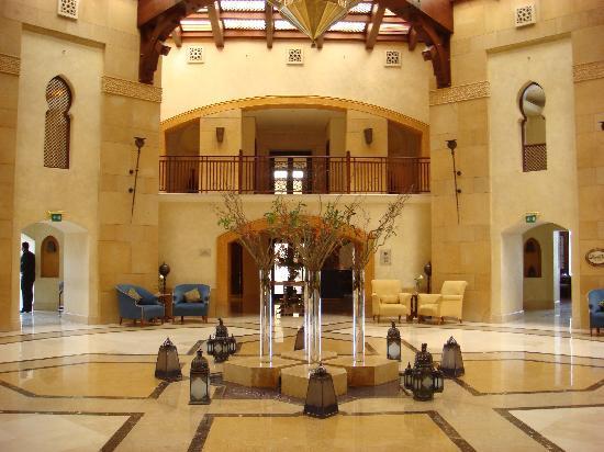 The Palace Port Ghalib: Lobby