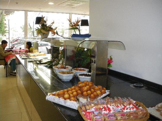 Hotel Best Terramarina : Buffet