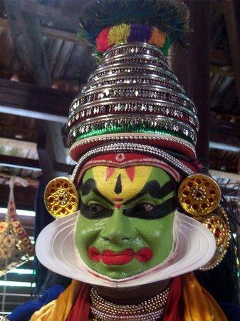 Samskrithy Center for Indian Performing Arts: Kathakali