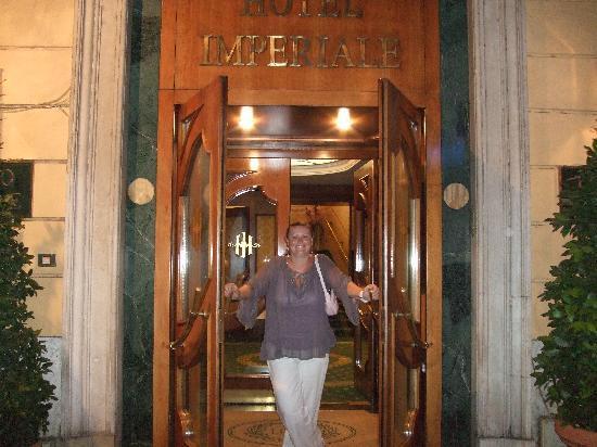 Hotel Imperiale: Hotel Foyer