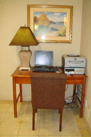 Best Western Inn: Free wireless Internet
