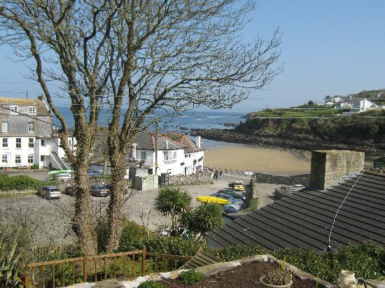 Portmellon Cove Guest House : Incredible view