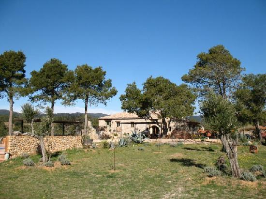 Can Lluis: The farmhouse