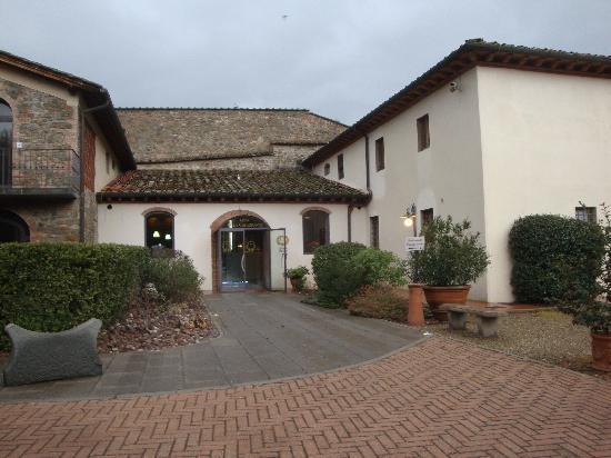 Hotel Villa Casagrande : ホテル外観