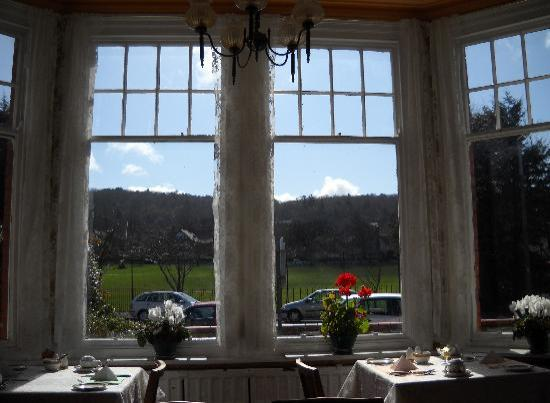 West Point Hotel : The View from West Point