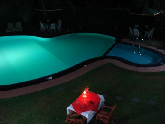 Star Light Hotel: Notre table - Genial