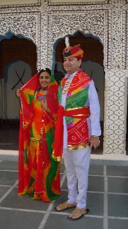 Surajgarh, อินเดีย: traditional costumes