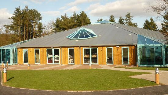 Darwin Forest Country Park: New Childrens Play Centre
