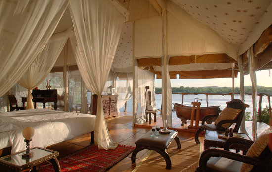 The Retreat Selous: river suite