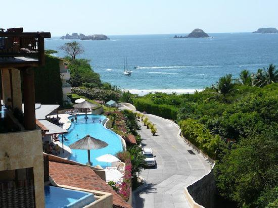 Pacifica Resort Ixtapa: View from our room