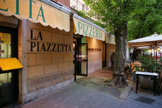 La Piazzetta de Trastevere