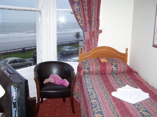 Shelbourne Hotel: Our room