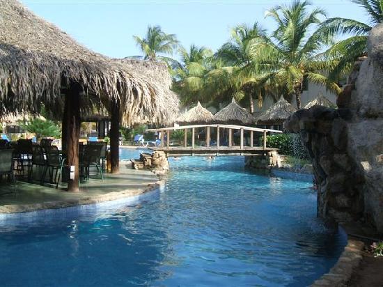Pueblo Caribe Hotel : Our pool a La Cascada