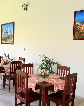 Hotel El Almirante: Dining area