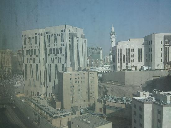 Le Meridien Makkah: Haram View From My 14th Floor Room