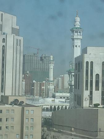 لو ميريديان مكة: Haram View Again