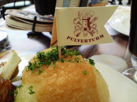 Pulverturm an der Frauenkirche: Potato Dumpling