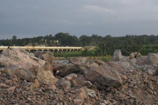 Krishnaraja Sagar (KRS) Dam Image