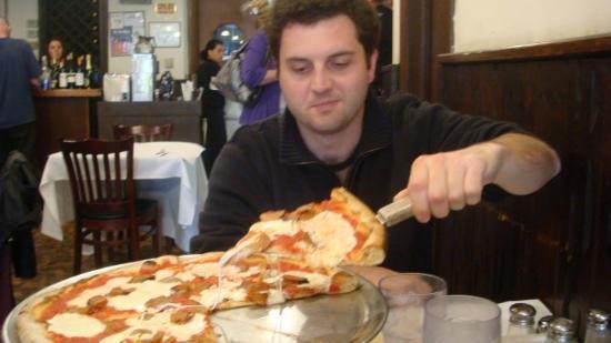 Patsy's Pizza : New York, État de New York, États-Unis
