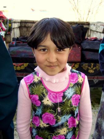 Shakhrisabz, Uzbekistan: One of the many faces of Uzbeks