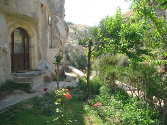 Gamirasu Cave hotel, Cappadoccia