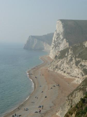 Пул, Англия, UK: Durdle Door - England (2009)