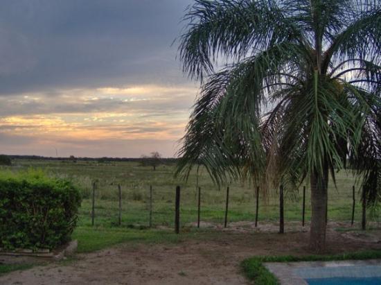 Concepcion, Paraguay: Besuch einer Estancia im Chaco