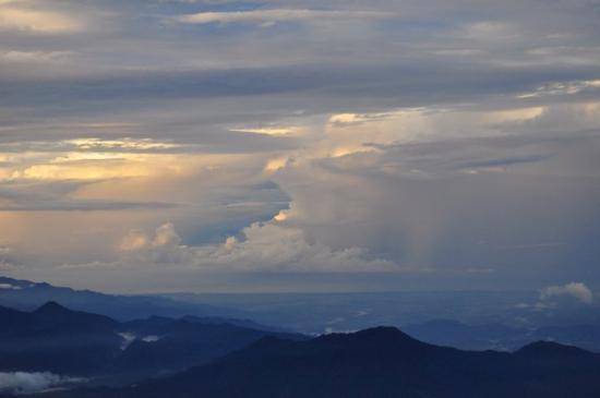 Mount Marapi (Gunung Marapi) Photo