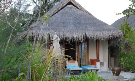 Shaviyani Atoll: anantara maldives - our beach bungalow