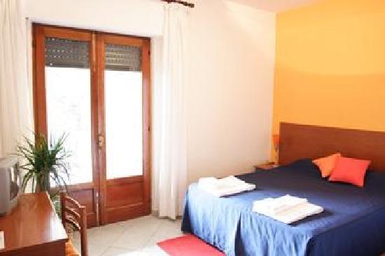 Bed & Breakfast Morfeo: stanza arancio