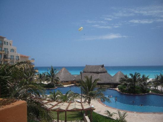 Fiesta Americana Condesa Cancun All Inclusive: View from our room!