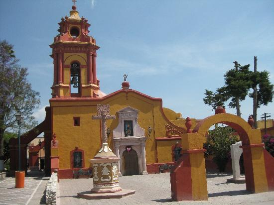 Queretaro City, Mexiko: Bernal Queretaro
