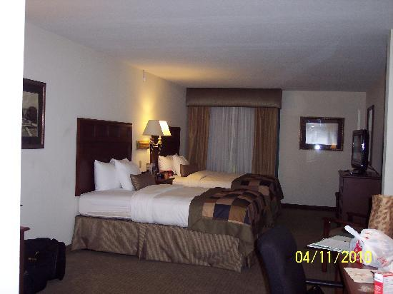 Holiday Inn Express & Suites Bradenton East-Lakewood Ranch: Large and roomy