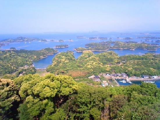 Sasebo, Japon : 九十九島