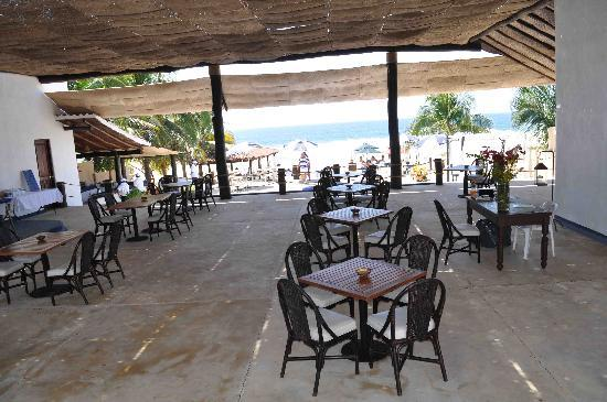 Splendidos Beach Club: Restaurant