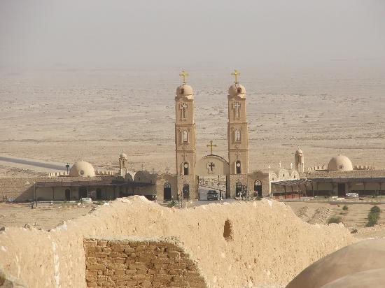 St. Anthony's Monastery (Deir Mar Antonios): St Anthony's Monastery
