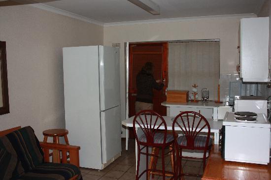 โรงแรมซีคลิฟเลาจน์: Our room