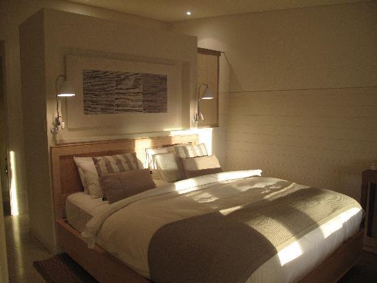 إنجيدب سبا ريتريت: Bedroom