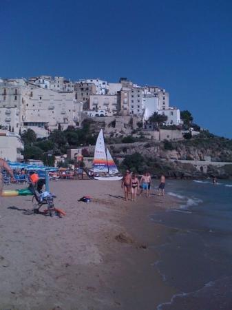 Sperlonga, Italien: pare na cartolina