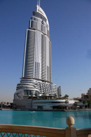 The address downtown dubai booking com