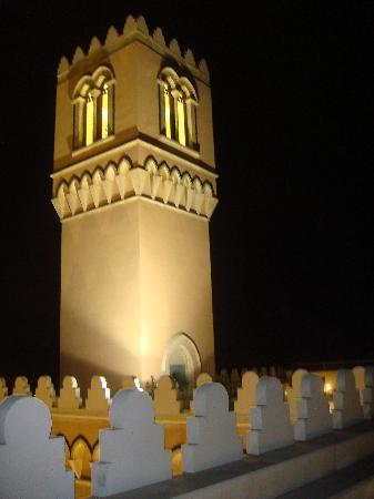 El Jebel Hotel: Torre dal Terrazzo
