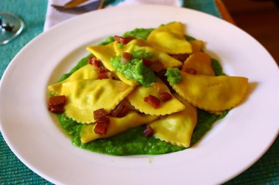 Cook Italy: Our ravioli