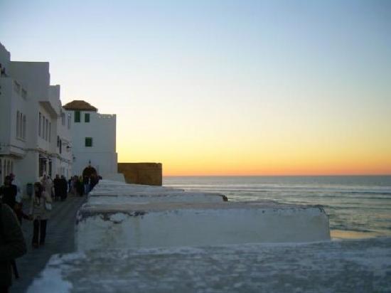 Hotel Al Khaima: plage et soleil