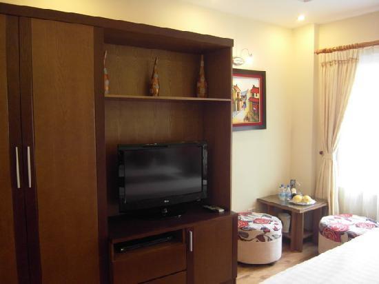 Splendid Star Grand Hotel: little living corner